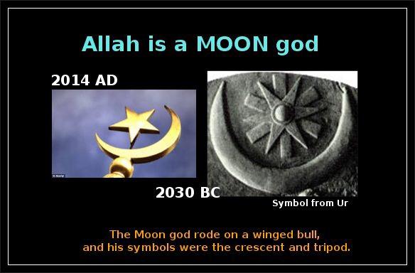 Is Allah Our God Or Baal I12go4god